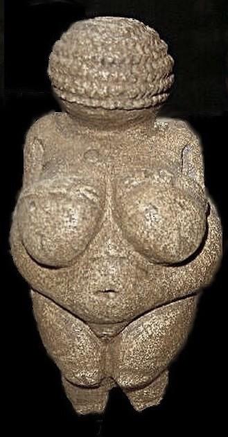 Femme nue de willendorf